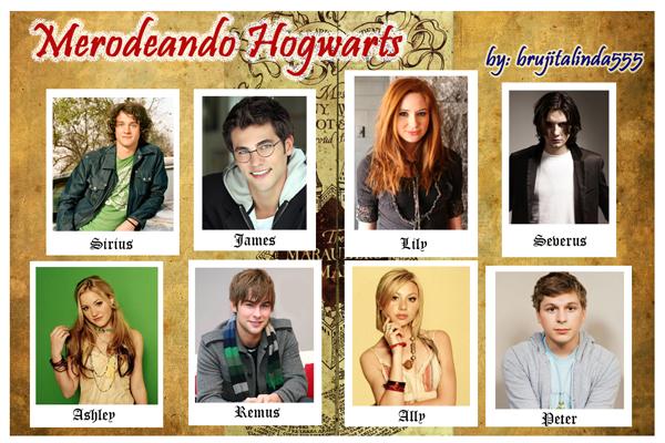 Merodeando Hogwarts